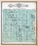 Shelby Township, Amboy, Ida Lake, Jackson Lake, Blue Earth County 1914